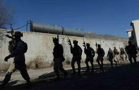 Afghan Military's Illiteracy Confounds U.S. in Hand Over Effort