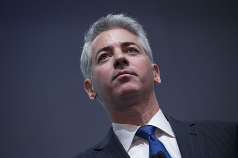 Pershing Square Gp LLC CEO Bill Ackman
