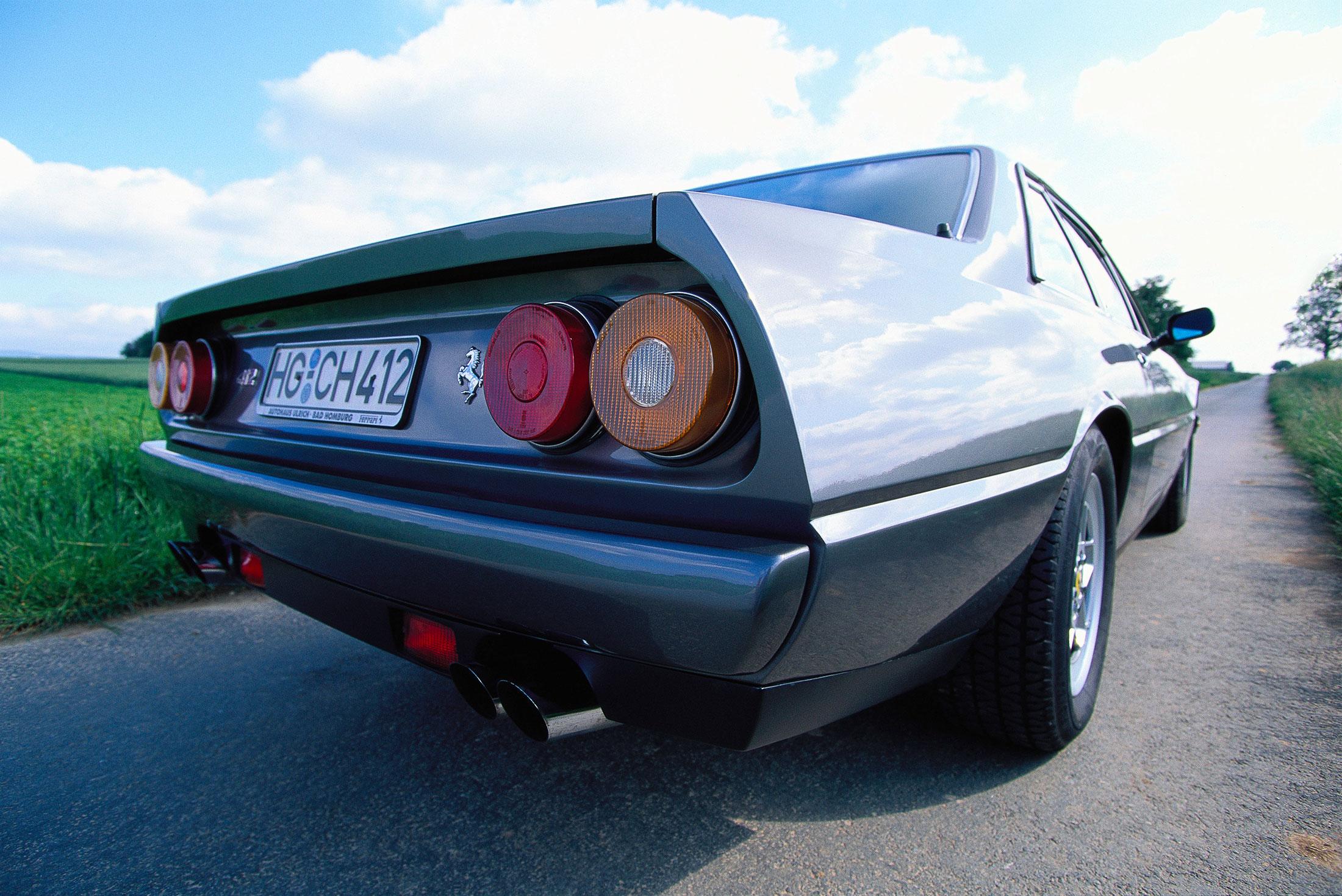 1986 Ferrari 365