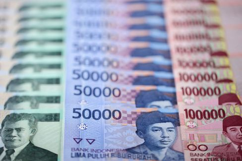 Indonesia Leads Asian Shares Lower as Grains Advance With Metals