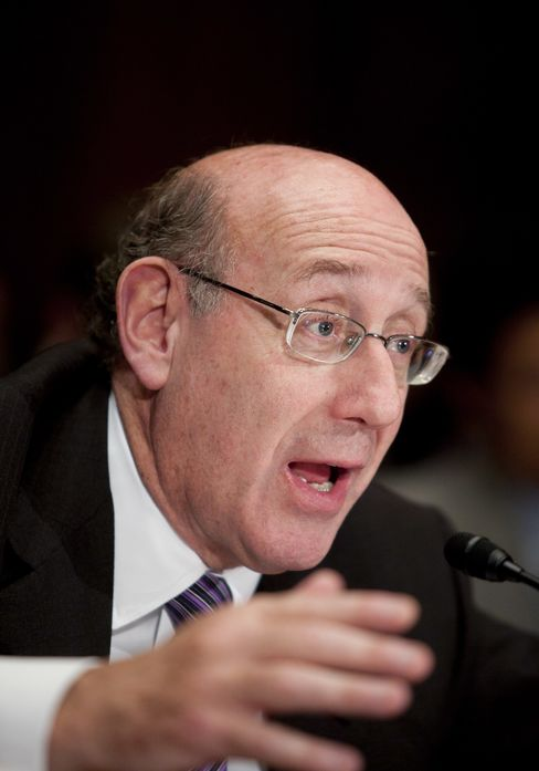 Feinberg Says 'Time Will Tell' If His TARP Pay Remedies Work