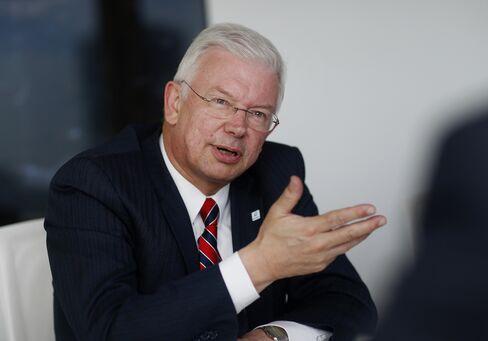 Bilfinger SE Chief Executive Officer Roland Koch