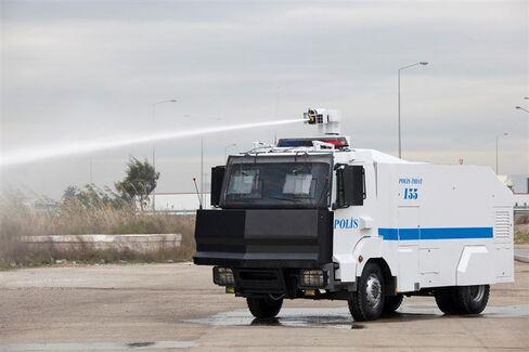 Turkey Riot Trucks Spur Share Gain for Ex-Lawmaker's Katmerciler