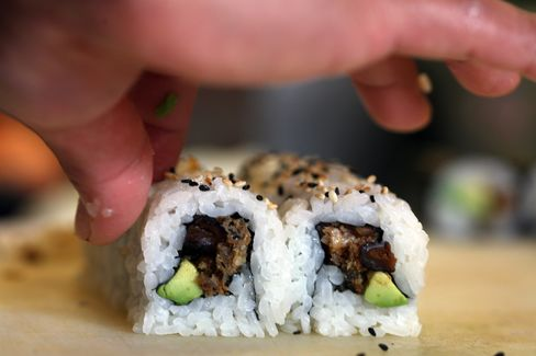 Sushi Aid in $1 Trillion U.S. Agriculture Bill Irks Watchdogs