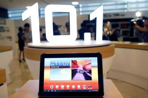Apple Opposes Samsung's Bid to Lift Ban on Tablet Computer