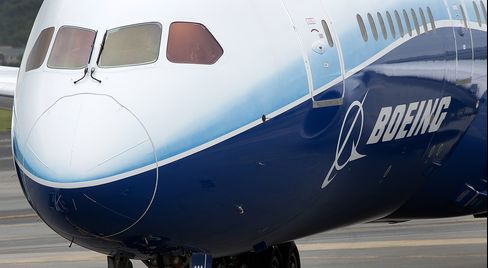 Boeing Marks Production Goal on First 787 With No Modifications