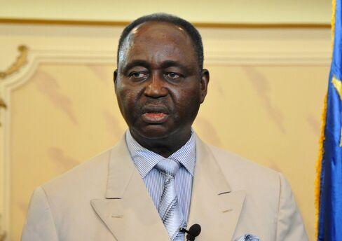 Central African Republic President Francois Bozize