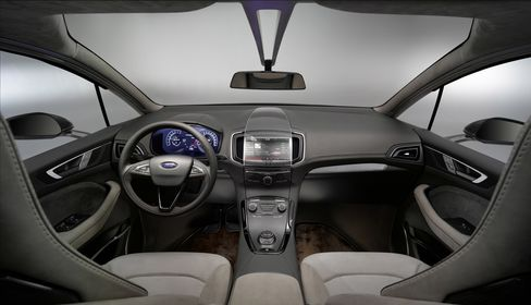 Ford to Expand MyFord Touch System to European Models in 2014