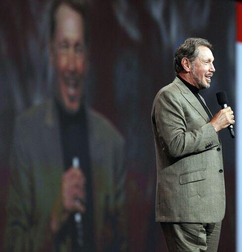 Oracle Falls Most Since 2002 After Missing Profit Estimates
