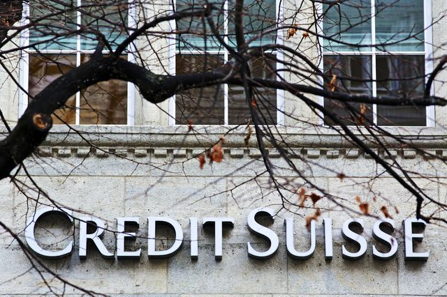 The outcome of a criminal probe into Credit Suisse may be revelaed in a congressional hearing tomorrow. Photographer: Gianluca Colla/Bloomberg