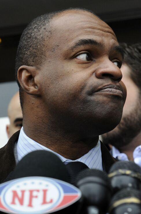 NFL Association Executive Director DeMaurice Smith