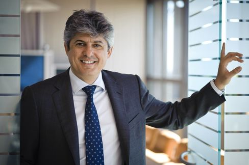 Telecom Italia CEO Marco Patuano