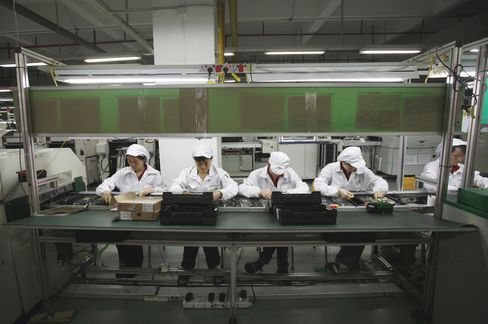 Foxconn Auditor Finds 'Serious' Violations