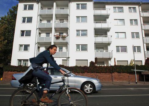 Boom-Era Property Debt Sparks German Apartment Sales GERMA
