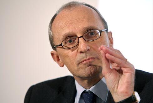 European Banking Authority Chairman Andrea Enria