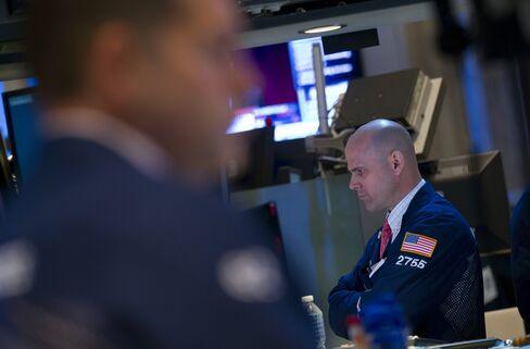 U.S. Stocks Slide as Investors Weigh Durable Goods, Stimulus
