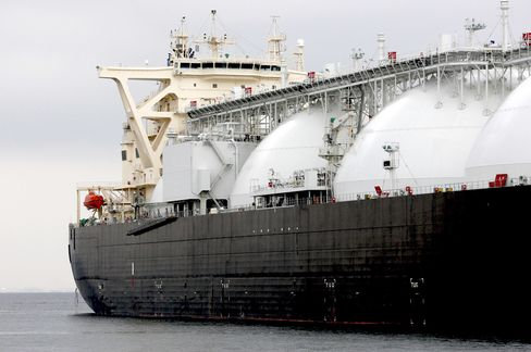 Liquefied Natural Gas Transport