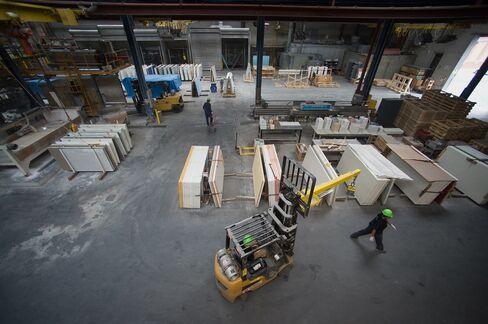 IceStone LLC Manufacturing Facility in Brooklyn