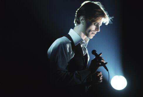David Bowie as the Thin White Duke