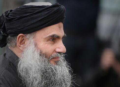 Islamic Cleric Abu Qatada