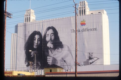 Apple With 1984 Ad Partner Are Said to Plan New Campaign