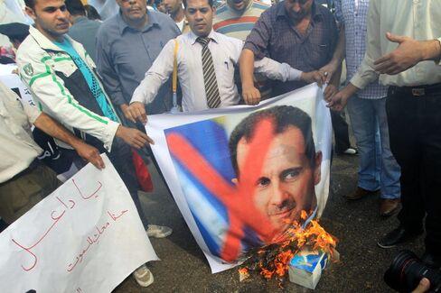 Arab World's Former 'Club of Tyrants' Turns Against Syria