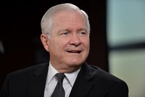 Former U.S. Defense Secretary