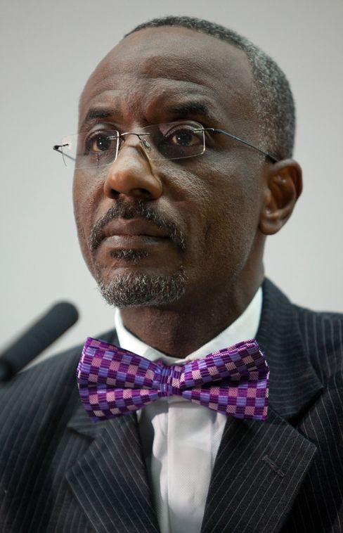 Nigeria's Central Bank Governor Lamido Sanusi