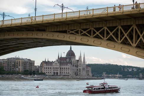 Hungary Debt Rating Cut at S&P on Economic-Growth Prospects