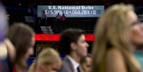 'Budgetary Crystal Meth' Risks U.S. Haven Status, Gross Says