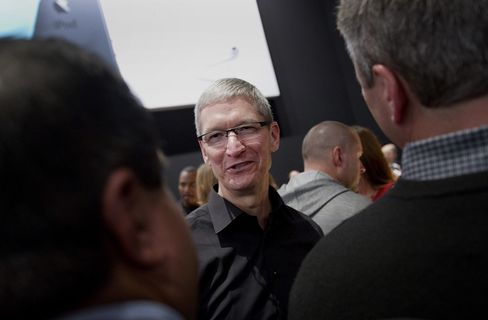 Apple Inc. CEO Tim Cook
