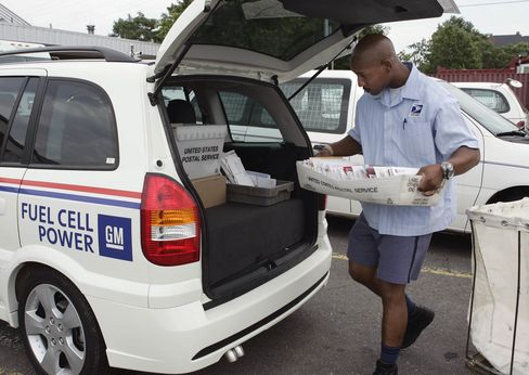 U.S. Postal Service Said to Weigh Hiring Restructuring
