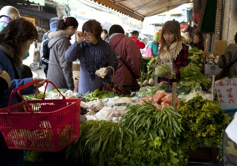 Taiwan's Economy Unexpectedly Shrinks as Europe Hurts Exports