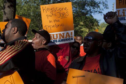 Obama's Keystone Pipeline Rejection Sets Up Campaign Battle
