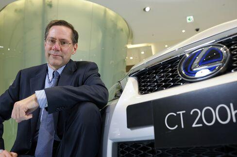 Lexus' $311,000 Cars Make China Sales More Profitable Than U