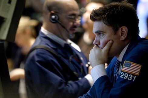 Wall Street Has Worst Quarter Since Crisis