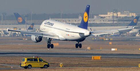 Frankfurt Airport Cancels Flights, Strike Resumes