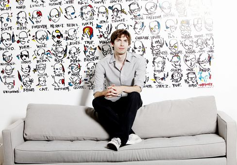Tumblr Inc. Chief Executive Officer David Karp