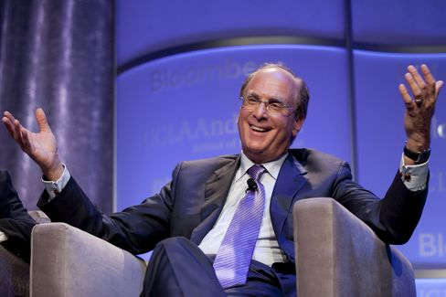 Chairman and Chief Executive Officer of BlackRock Inc. Laurence
