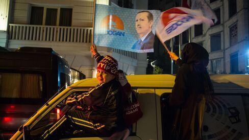 Turkish General Election Vote