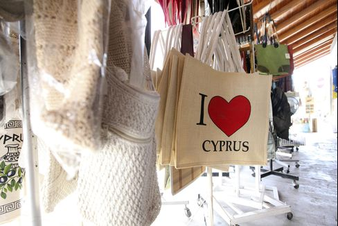Russia and Cyprus have been allies since Cyprus gained independence from Britain in 1960. Photographer: Chris Ratcliffe/Bloomberg