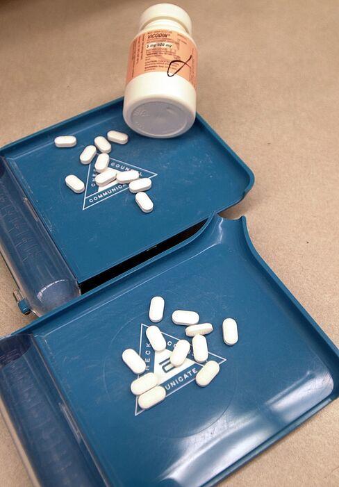 Vicodin Tablets