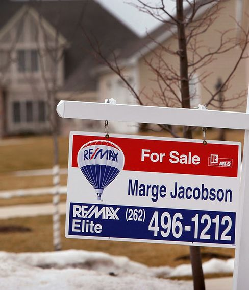 Sales of U.S. Existing Homes