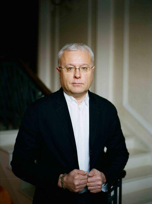 Lebedev, accused of