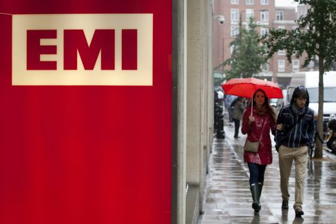 EMI Ends Era With Sale of Assets From Motorhead to Coldplay