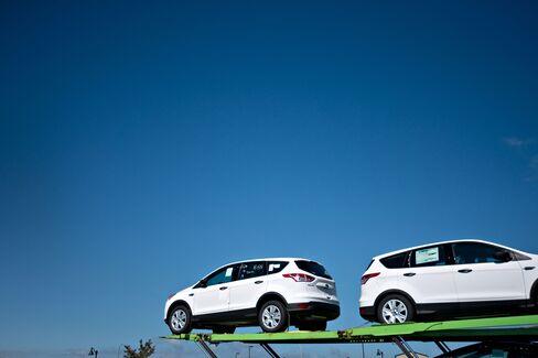 Ford's Escape Vehicles