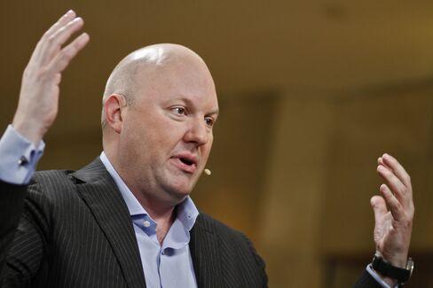 Andreessen Horowitz Co-Founder Marc Andreessen