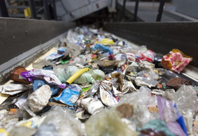 Germans don't just recycle more, they consume less.