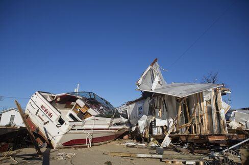 Hurricane Sandy Bill Stirs Up Dunkin' Lobbyists in Capitol