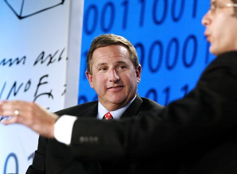 Mark Hurd, former CEO of Hewlett-Packard